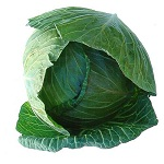 Is cabbage good for heartburn?