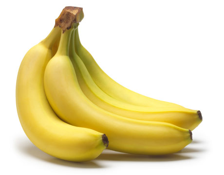do bananas cause heartburn
